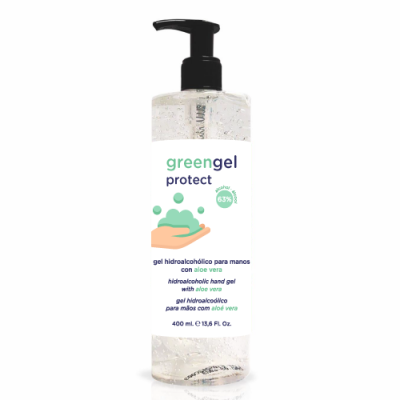 Green gel protect by Greenmotiv